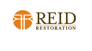 Reid Restoration Logo Design and Branding