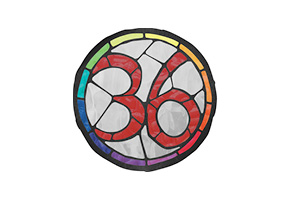 36-Parables-Logo-Design