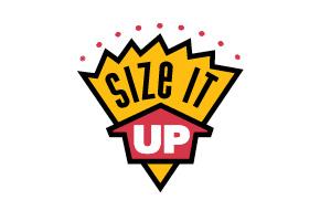 AMC-Size-It-Up-Logo-Design