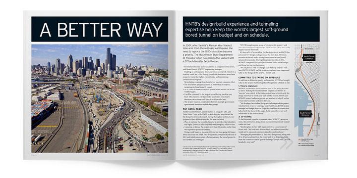 HNTB Designer 98 - A Better Way - Print Layout