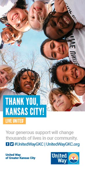 United Way Kansas City Star digital ad