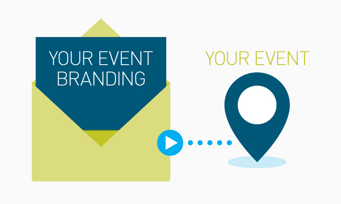 event branding graphic