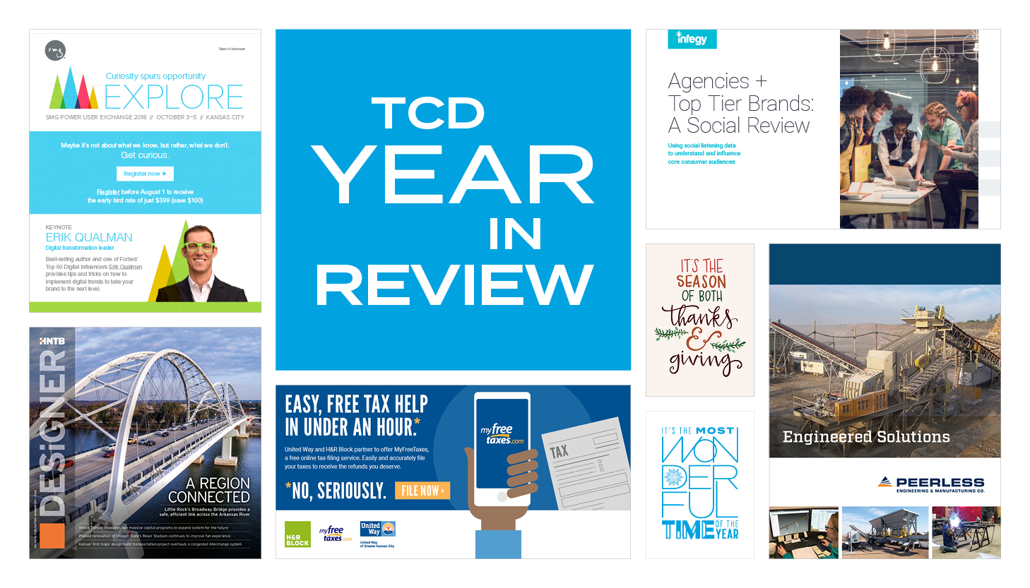 TCD Year in Review