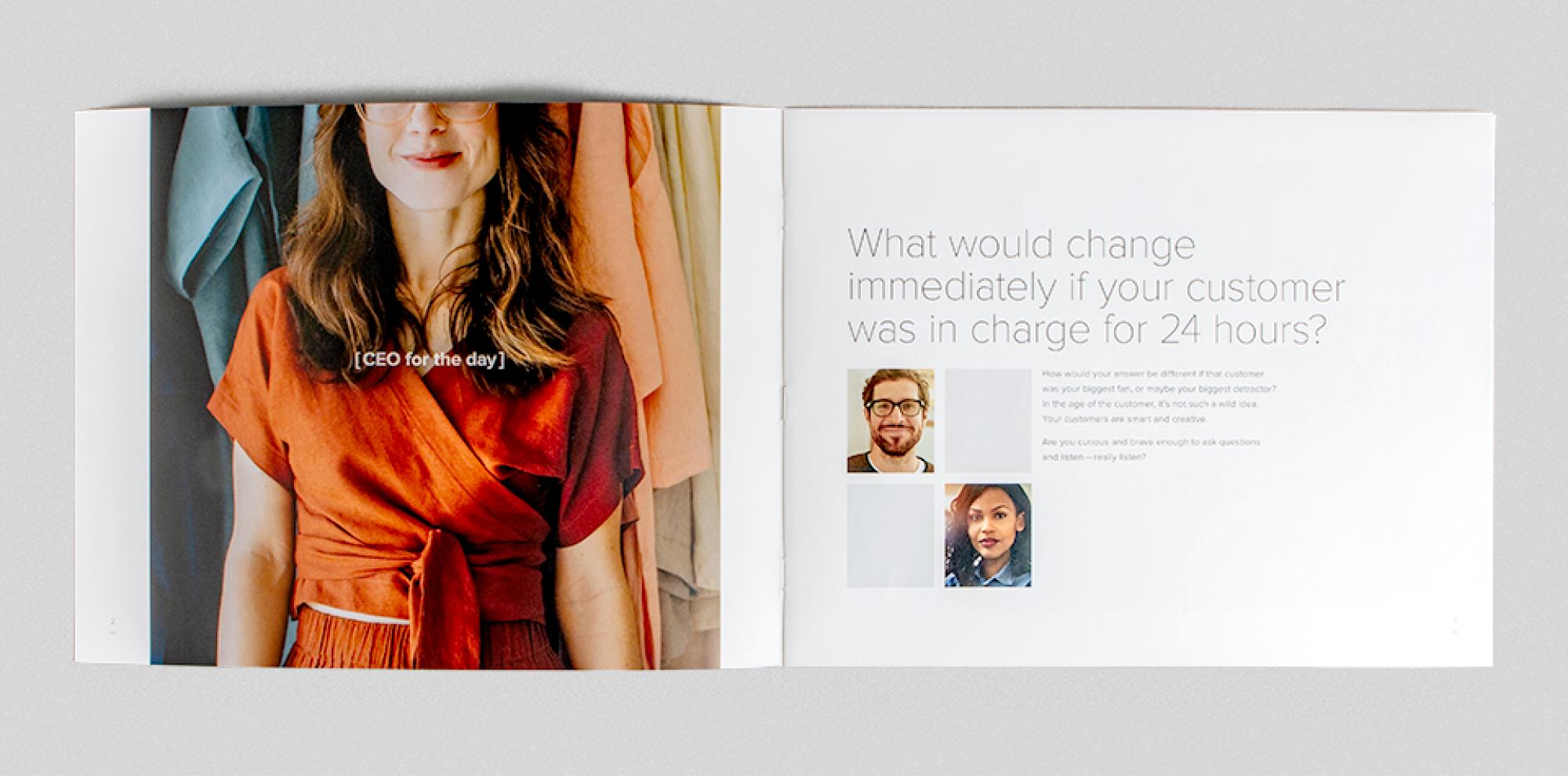 SMG brand book print intro spread