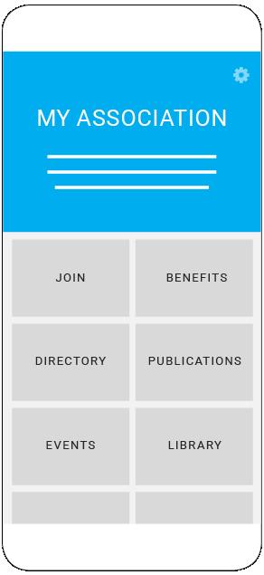 Association App sample
