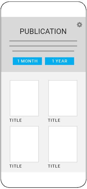 Publication App sample